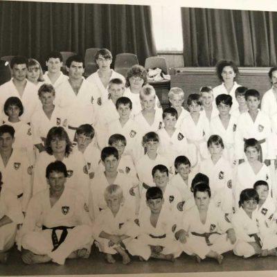 Taekwondo history 1978.